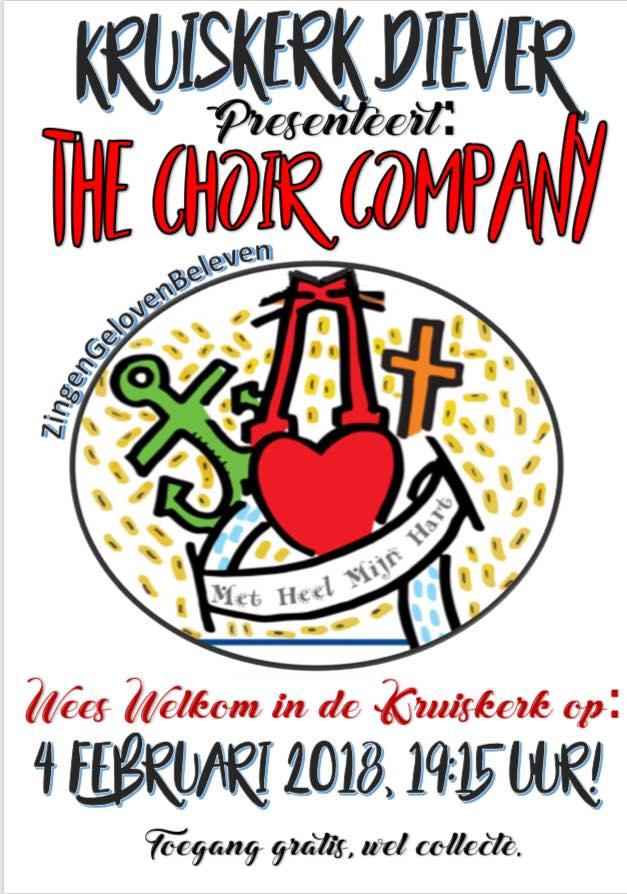 The Choir Company Maarten Wassink