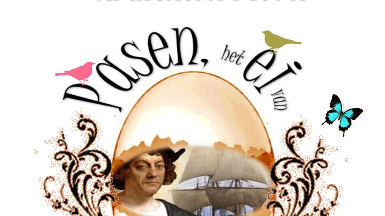 Pasen, het ei van Columbus