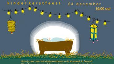 Kinderkerstfeest 24 december